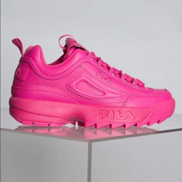 Fila Shoes   Fila Disruptor Chunky